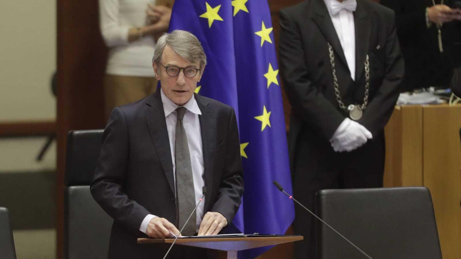 El Parlamento Europeo pide a la Comisión un fondo de recuperación de dos billones