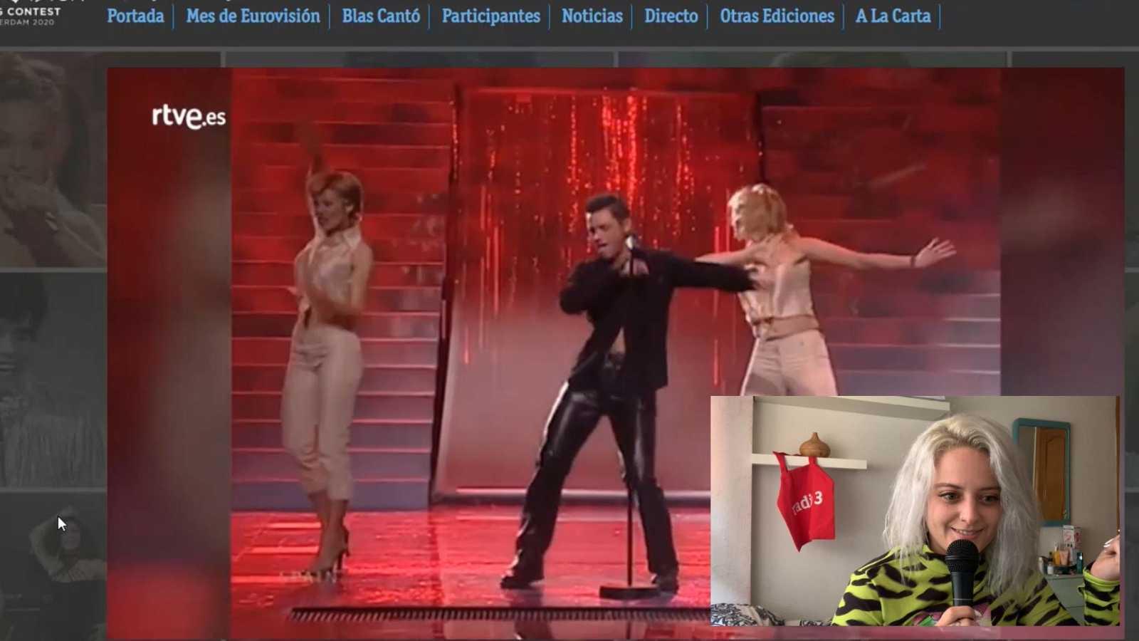Fantasía del 2000 - La fantasía de Eurovisión - 16/05/20 - ver ahora