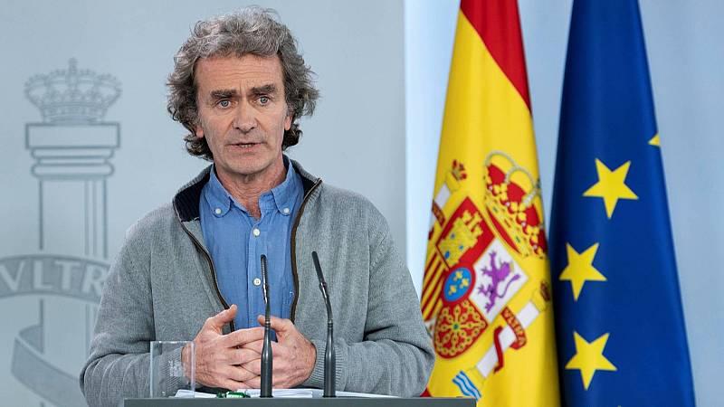 El Gobierno reconoce una mejora en Madrid pero cree que el sistema de detección precoz debe consolidarse