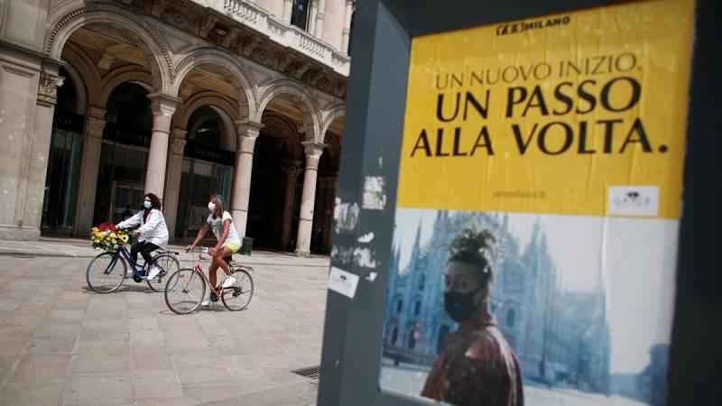 Italia permitirá viajar entre regiones a partir del 3 de junio y abrirá sus fronteras a los ciudadanos de la UE