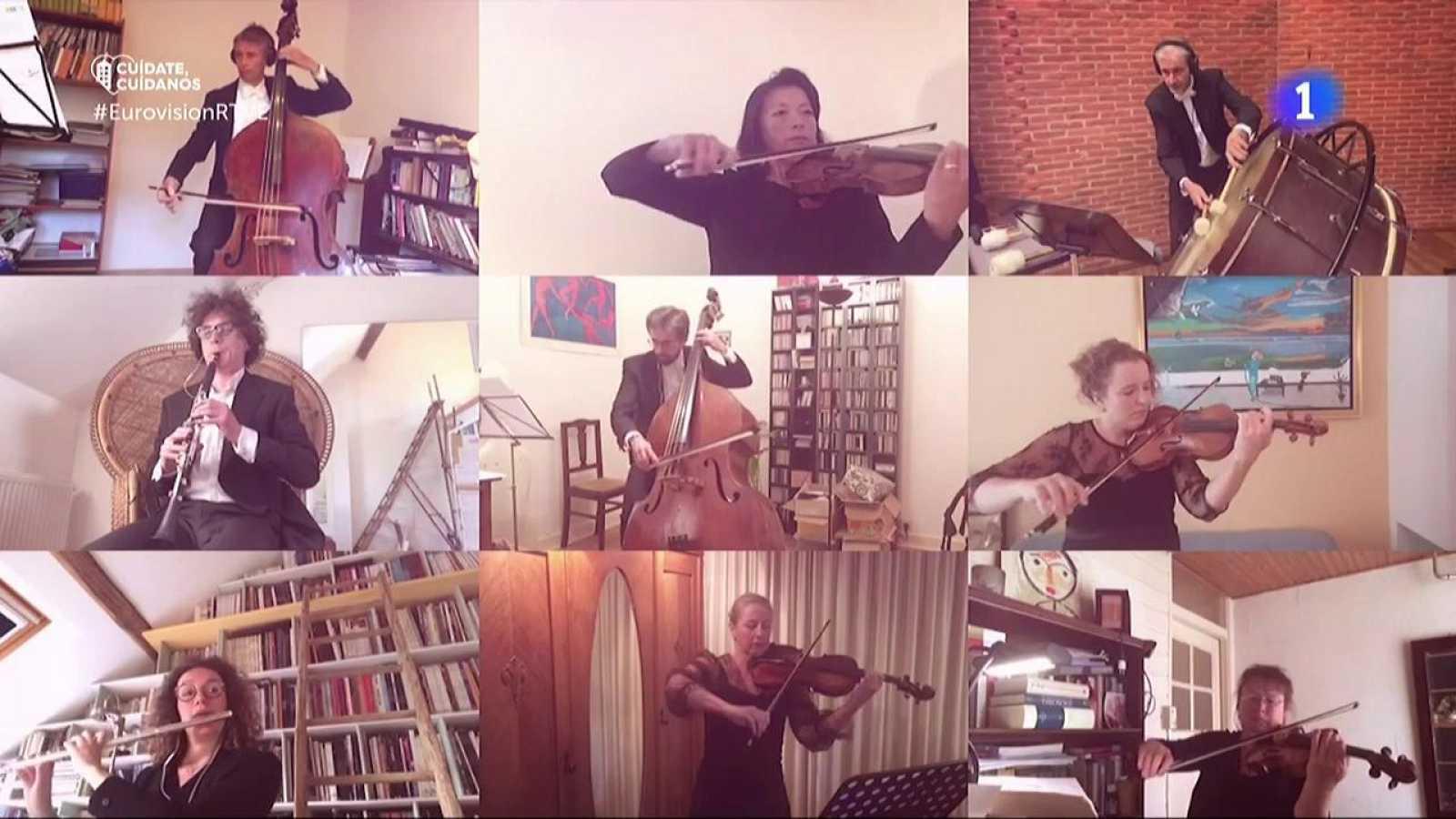 Europa se ilumina con la Orquesta Filarmónica de Róterdam