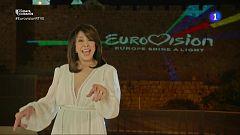 """Eurovisión 2020 - Europe shine a light - Gali Atari canta """"Hallelujah"""""""