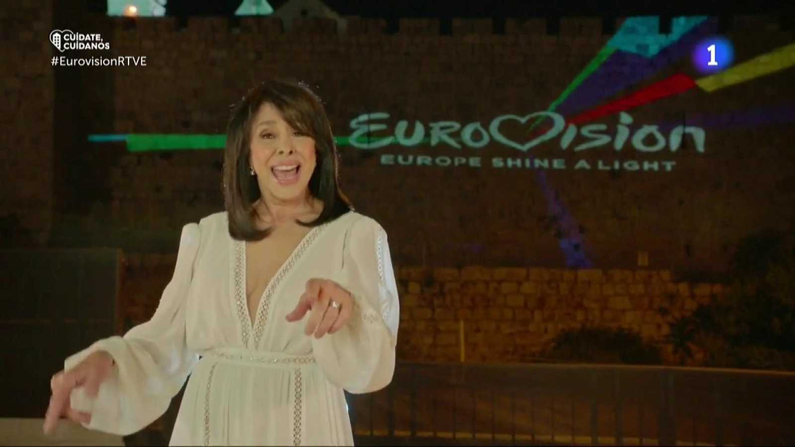 "Europe shine a light - Gali Atari canta ""Hallelujah"""