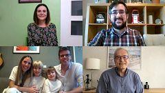 Buenas noticias TV - Padres confinados