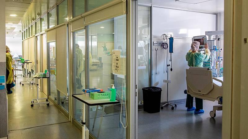 La larga recuperación de un enfermo de coronavirus