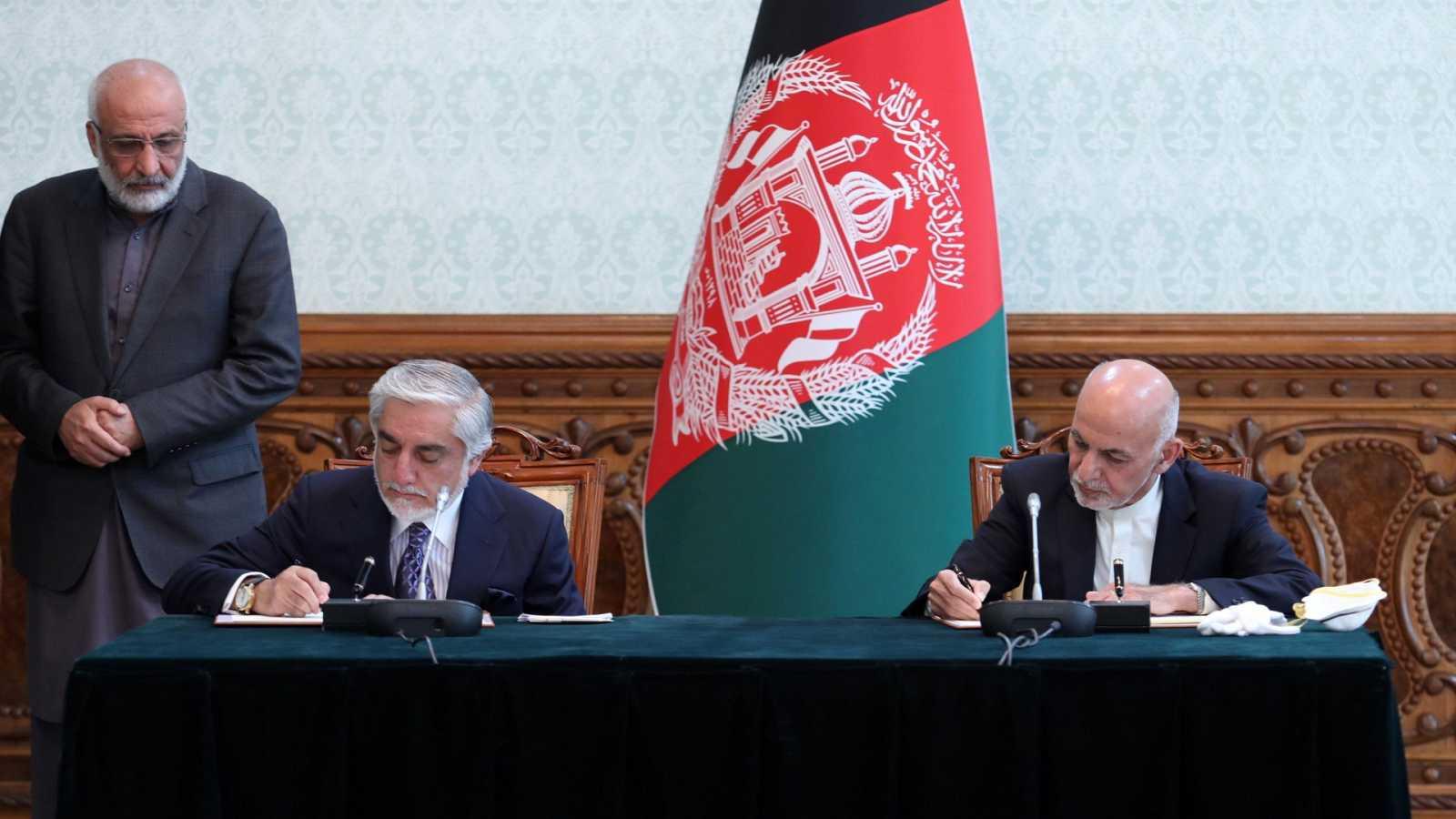 Los meses de inestabilidad política en Afganistán llegan a su fin tras un acuerdo entre gobierno y oposición