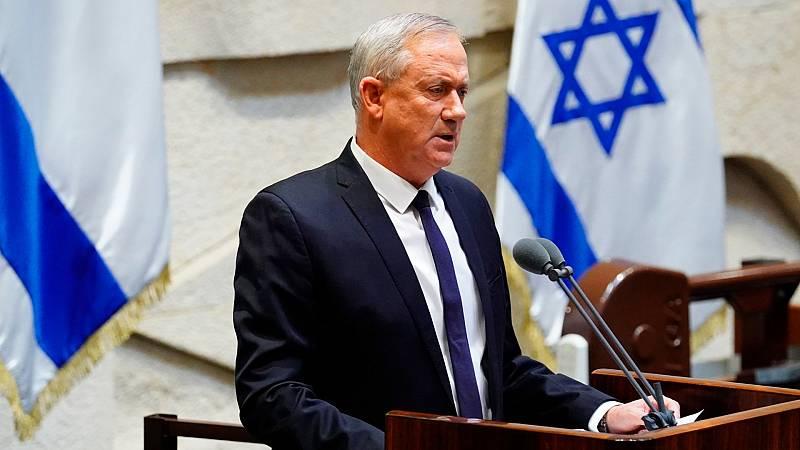 El parlamento israelí aprueba el nuevo Gobierno de coalición de Netanyahu y Gantz