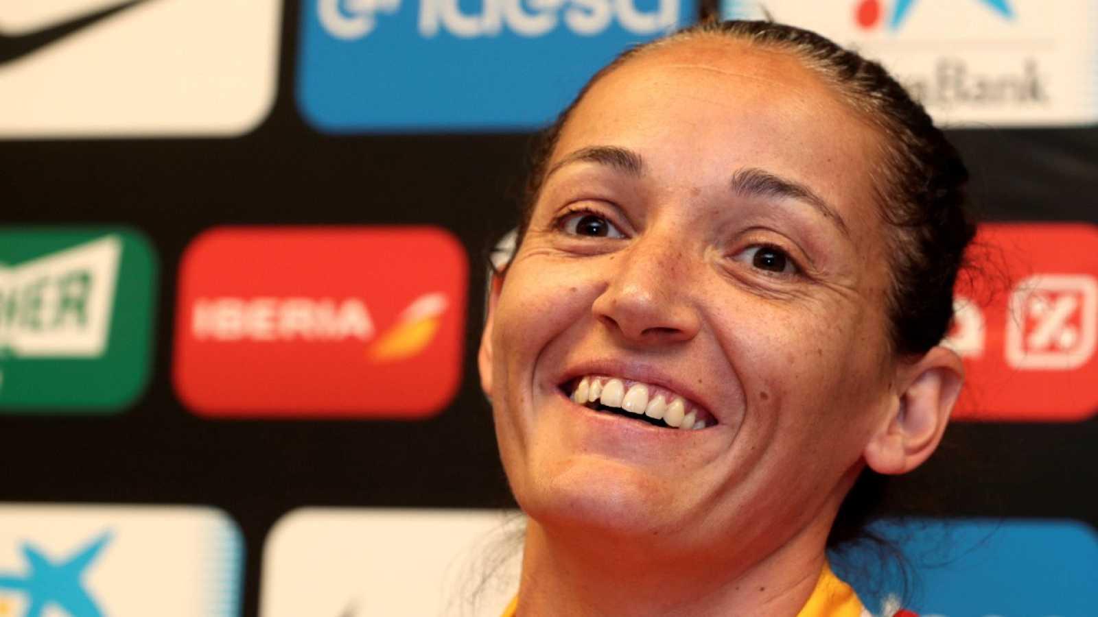 """Laia Palau: """"Estoy feliz tras renovar mi compromiso con el Uni Girona"""""""