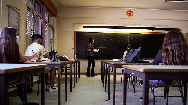 Portugal reabre las aulas de los institutos dos meses después