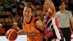 Anna Gómez y María Pina renuevan con el Valencia Basket