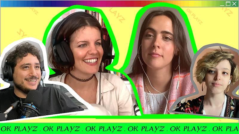OK Playz - OK Playz con Hinds, Elizabeth Duval y Darío Eme Hache