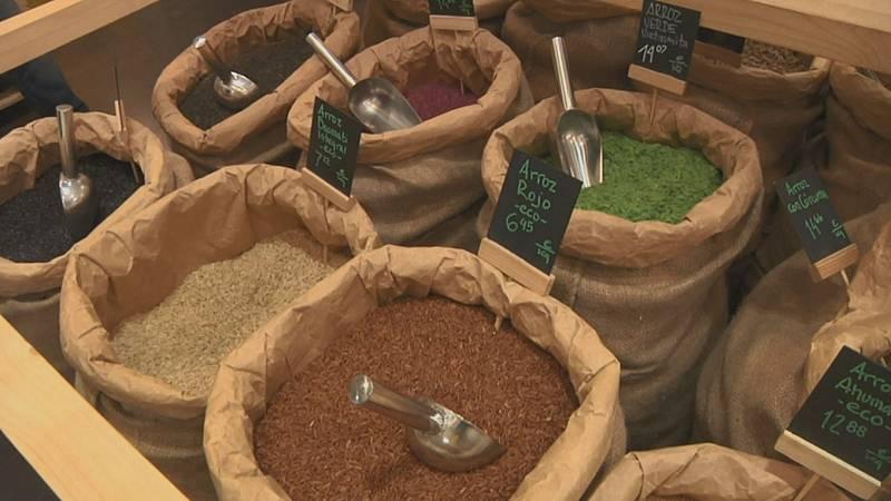 Existen más de 2000 tipos de arroz