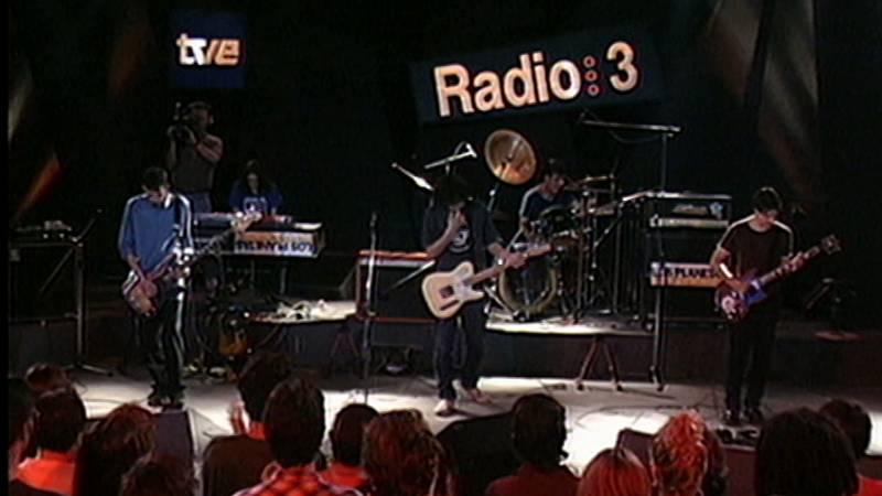 Los conciertos de Radio 3 - Los Planetas (1998) - ver ahora
