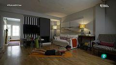 Muévete en casa - Bloque 1: Ejercicios de equilibrio y trabajo de piernas y brazos, para trabajar la parte central del cuerpo
