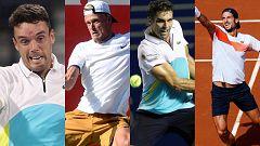 El tenis vuelve a la pistas y a Teledeporte con la Liga MAPRFE