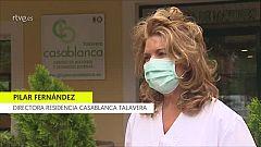 La residencia Casablanca de Talavera, libre de coronavirus tras unos meses duros