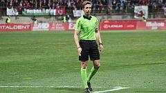 """Pizarro Gómez: """"Los jugadores tendrán que interiorizar que no se podrán celebrar los goles de manera muy efusiva"""""""