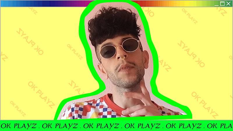 OK Playz - Bejo desvela el secreto: ¿Cómo producir cuatro vídeos desde casa?