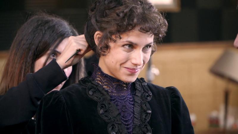 El Ministerio del Tiempo - Aura Garrido nos habla del regreso de Amelia
