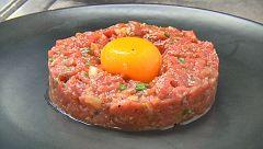 Aquí la Tierra - Steak tartar: receta e historia