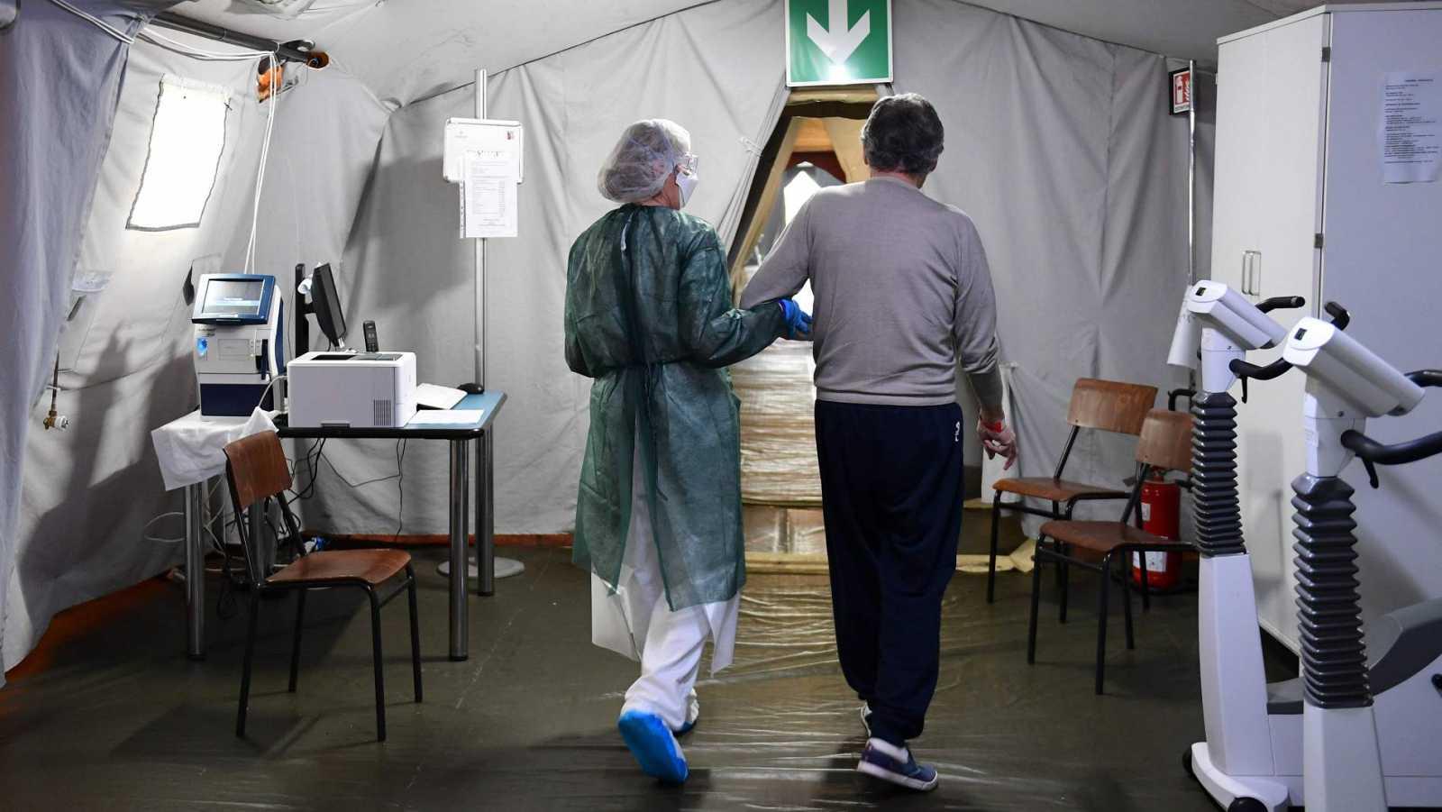 """Los expertos de la UE estimaron """"bajo"""" el riesgo del coronavirus pocos días antes del estallido de la pandemia"""