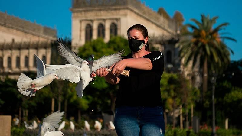 Madrid-Sevilla en tiempos de coronavirus: así ha cambiado la pandemia el turismo