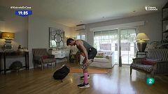 Muévete en casa - Hombro, brazos, abdomen y piernas
