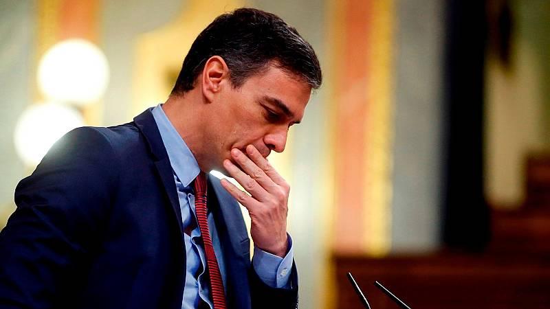 """Sánchez defiende el estado de alarma: """"Es el único camino posible. Ha funcionado"""""""