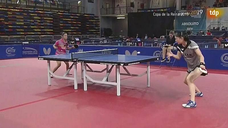 Tenis de mesa - Copa de la Reina 2019 - Final: Maria Xiao - Orawan Paranang - Ver ahora