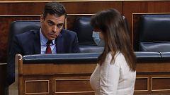 """Laura Borrás: """"Nuestra nueva normalidad esperemos que sea un Estado propio para Cataluña"""""""
