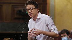 Errejón insta a Sánchez a reconstruir el bloque de la investidura