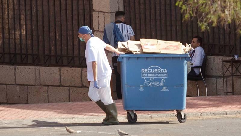 Disminuyen los residuos y aumenta el reciclaje durante la pandemia