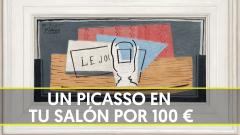 Un Picasso para todos los bolsillos