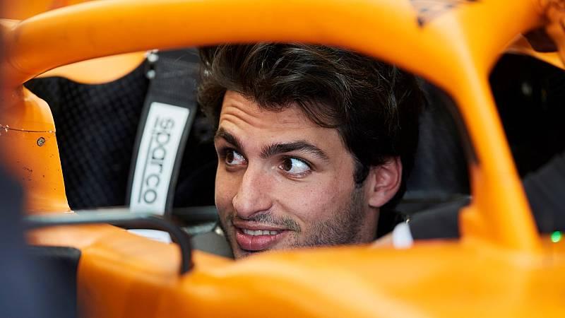 Carlos Sainz asegura que quiere salir de McLaren 'como un señor'
