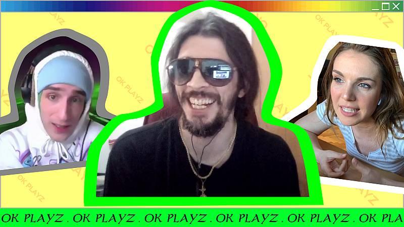 OK Playz - OK Playz con El Coleta, Inés Hernand y Pedro LaDroga