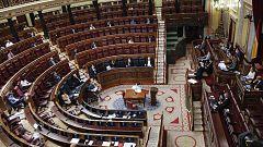 El Congreso de los Diputados autoriza la quinta prórroga del estado de alarma, hasta el 7 de junio