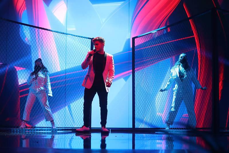 """Gèrard canta """"Pillowtalk"""", de Zayn Malik, en la Gala 10 de Operación Triunfo 2020"""