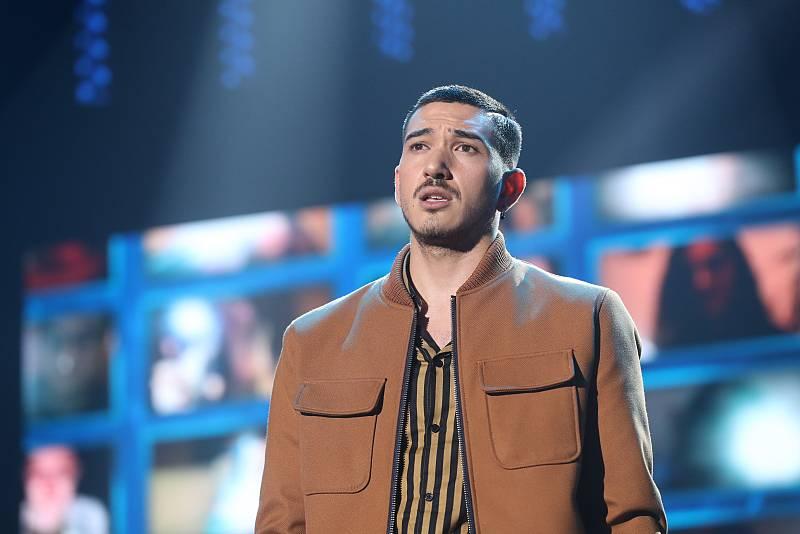 """Bruno canta """"A las nueve"""", de No te va a gustar, en la Gala 10 de Operación Triunfo 2020"""