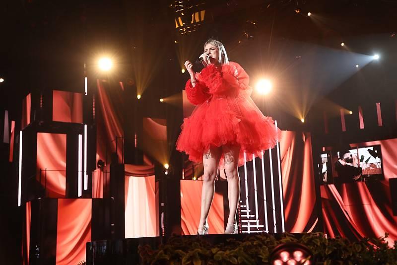 """Samantha canta """"Sueños rotos"""", de La Quinta Estación, en la Gala 10 de Operación Triunfo 2020"""