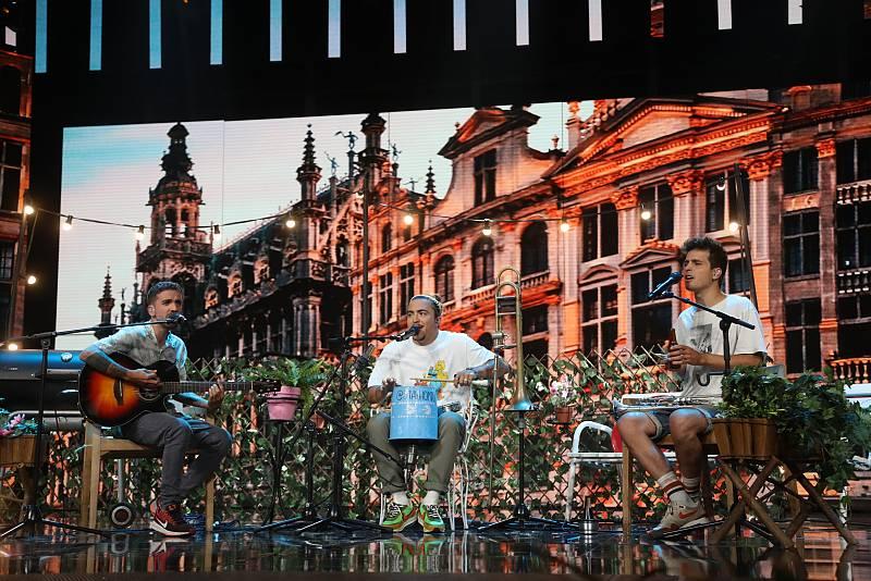 """Stay Homas canta """"Stay Homa"""" en la Gala 10 de Operación Triunfo 2020"""