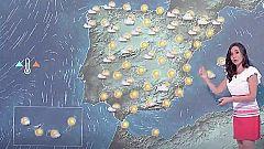 El tiempo será estable con temperaturas elevadas en amplias zonas del país