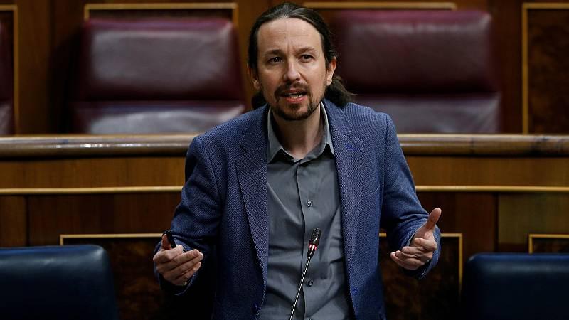 """Iglesias sobre el pacto con el PSOE: """"No se habla de derogación parcial se habla de derogación de la reforma laboral"""""""