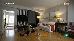 Muévete en casa - ¡Fortalece el abdomen!
