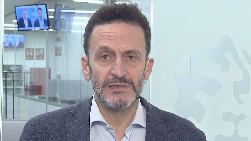 """Edmundo Bal ve """"un disparate absoluto"""" en el acuerdo de PSOE, Podemos y Bildu para derogar la reforma laboral"""