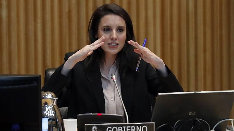 """Irene Montero, sobre el acuerdo con Bildu: """"Lo que se firma, se cumple y está expresado con total claridad"""""""