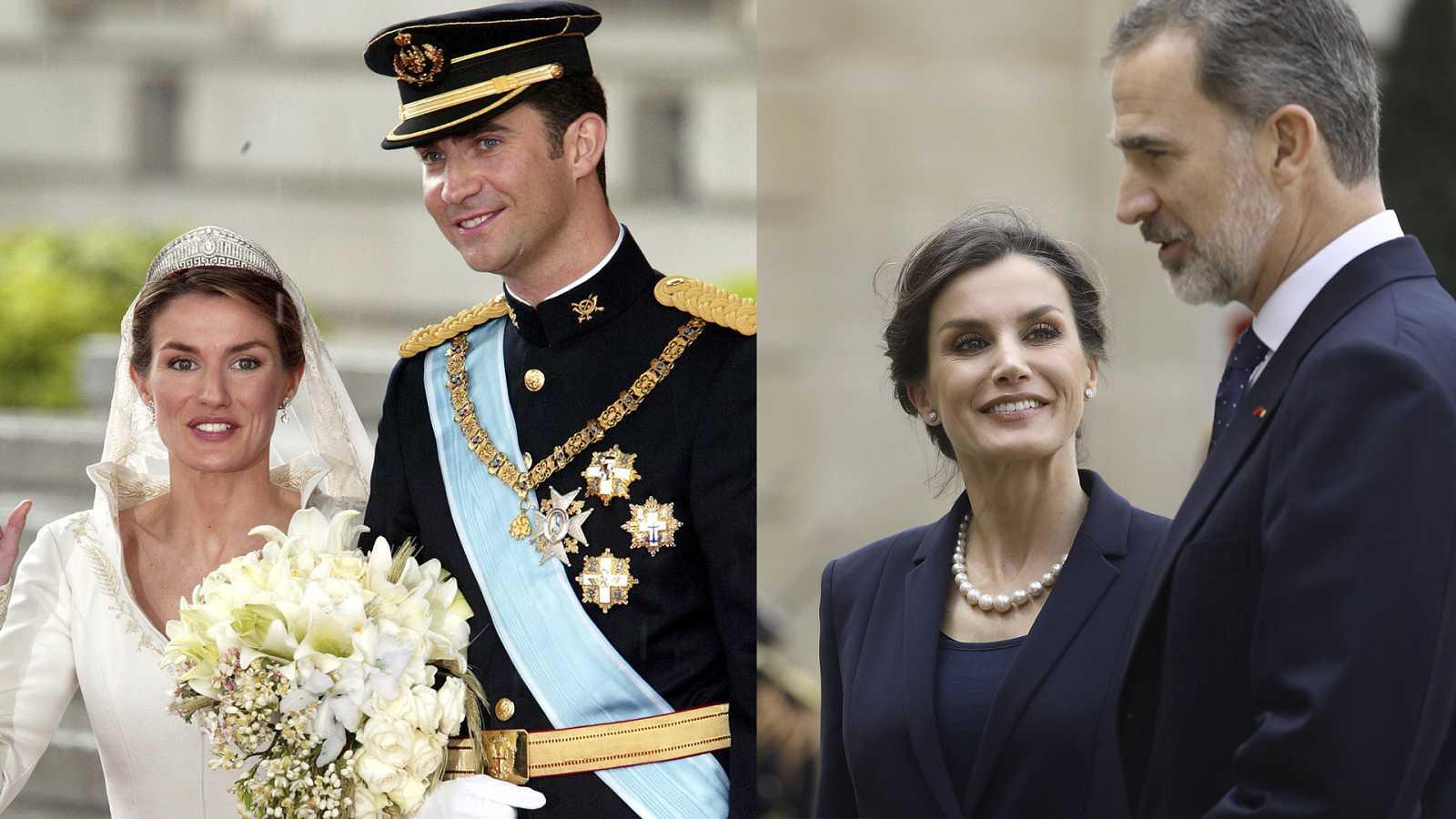 Felipe y Letizia celebran su 16 aniversario en pleno estado de alarma