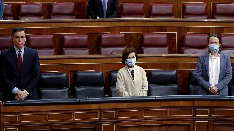Polémica en el Gobierno por el pacto con Bildu para derogar la reforma laboral
