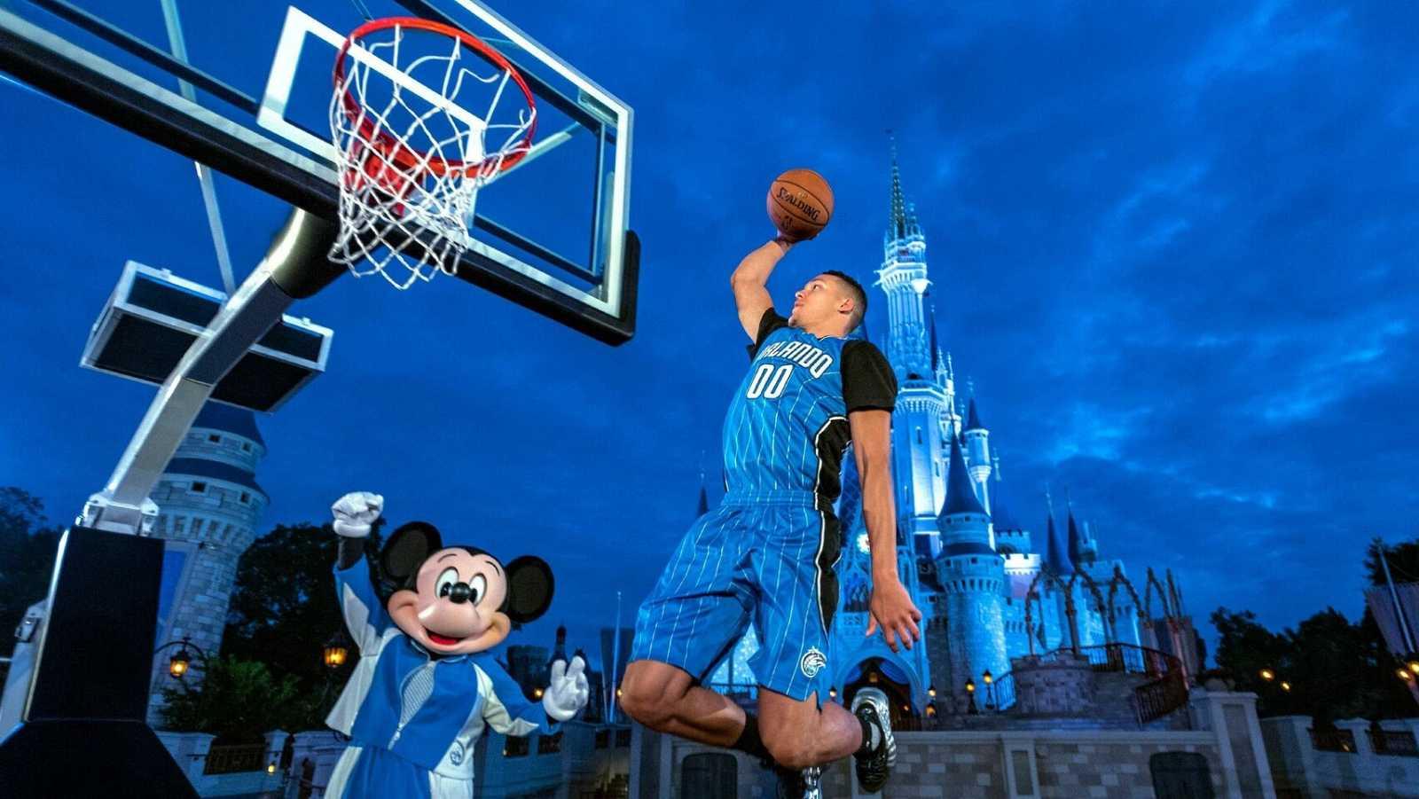 Disney World Orlando, la sede favorita para el regreso de la NBA