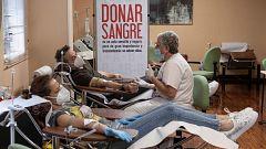 El Banco de Sangre de Navarra lanza un S.O.S a la ciudadanía