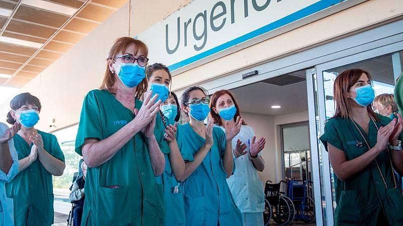 España registra 48 nuevos fallecidos, a falta de los datos de Cataluña